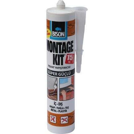 Bekend Bison Montage Kit Süper Güçlü Fiyatı - Taksit Seçenekleri MV68