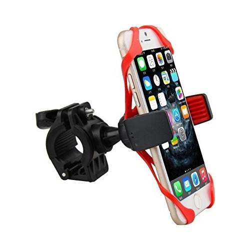 Case 4U Bisiklet Universal Telefon Tutucu (Tüm Modellerle Uyumlu)