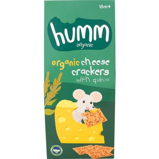 Humm Organic Peynirli Kinoalı Kraker