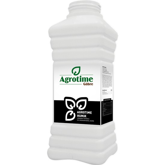 Agrotime Humik 1 Litre