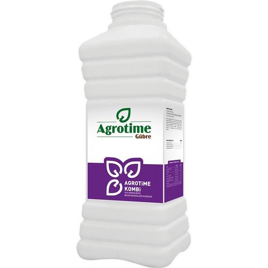 Agrotime Kombi 2Fe+1 Zn+1 Mn+0,5B 1 Litre