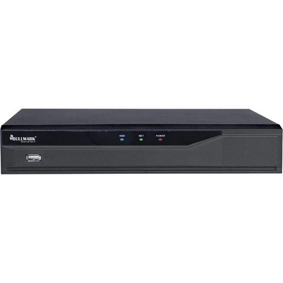 Bullwark Blw H5108 D1 8 Kanal 4M-N H.265 1 Disk 5İn1 Akıllı Hibrit Kayıt Cihazı