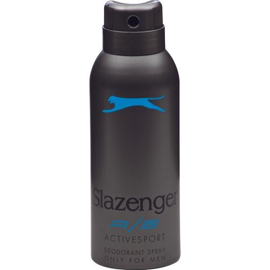 Slazenger Active Sport 150 Ml Mavi Erkek Deodorant