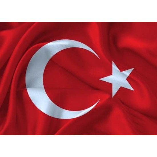 Vatan Bayrak Türk Bayrağı 100x150 cm Polyester Kumaş