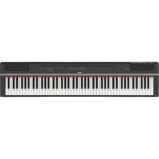 Yamaha P125 Taşinabilir Dijital Piyano - Siyah