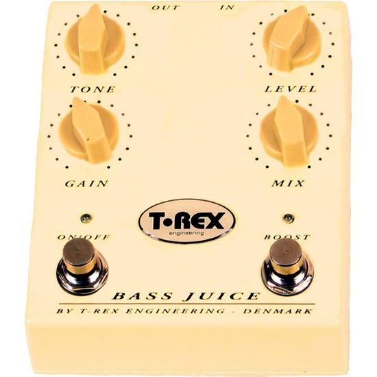T-Rex Bass Juice Overdrive Bas Gitar Pedalı