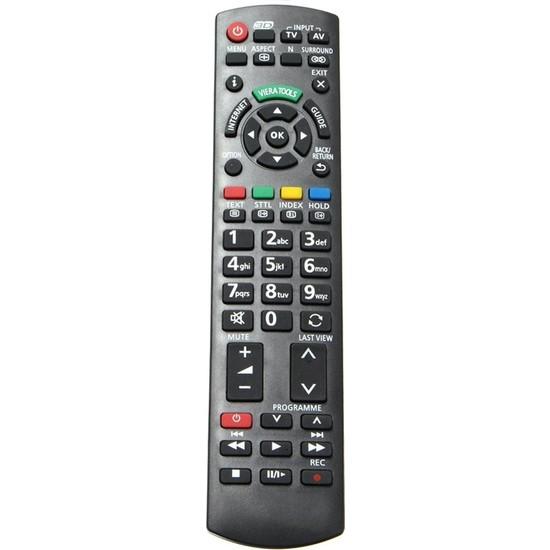 Tayfun Panasonic Vıera Akıllı Üniversal Tv Kumandası