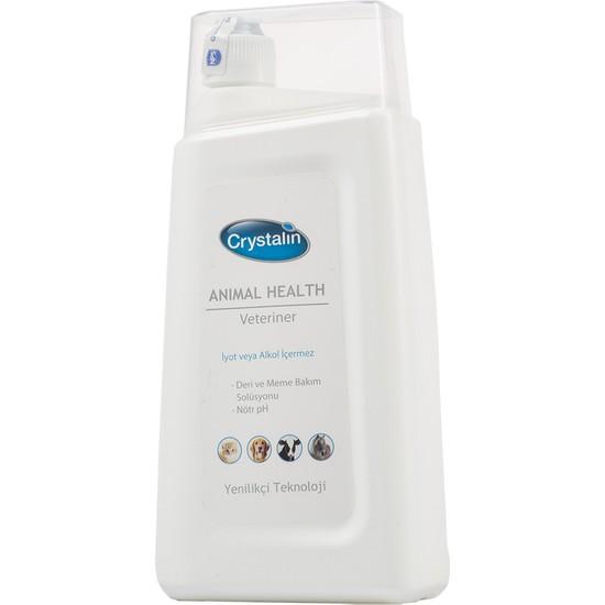Crystalin Animal Health 1 LT ( Yara Bakım Solüsyonu ve Dezenfektan)