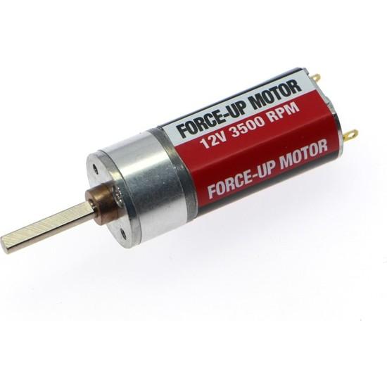 Force Up Force-Up 12V 3500Rpm Dc Motor