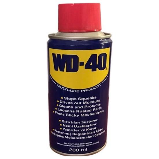 Wd-40 Wd-40 Pas Sökücü 200 Ml Pms