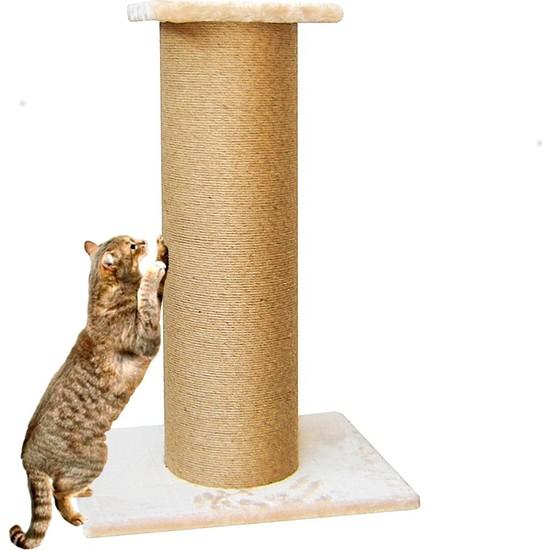 Turkuazpet Tr3113 Kedi Oyun Evi, Katlı Kedi Tırmalama Evi