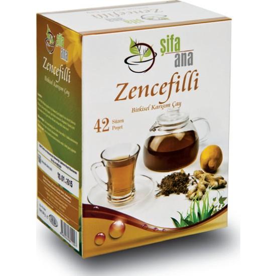 Şifa Ana Zencefilli Bitkisel Karışım Çay