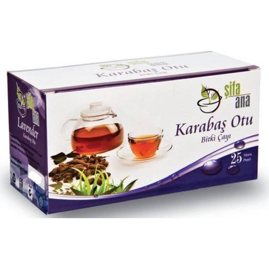 Şifa Ana Karabaş Bitki Çayı 25 Adet Süzen Poşet