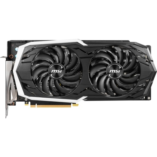 MSI NVIDIA GeForce RTX2070 Armor 8GB OC 256Bit GDDR6 (DX12) PCI-E 3.0 Ekran Kartı (GeForce RTX 2070 ARMOR 8G OC)