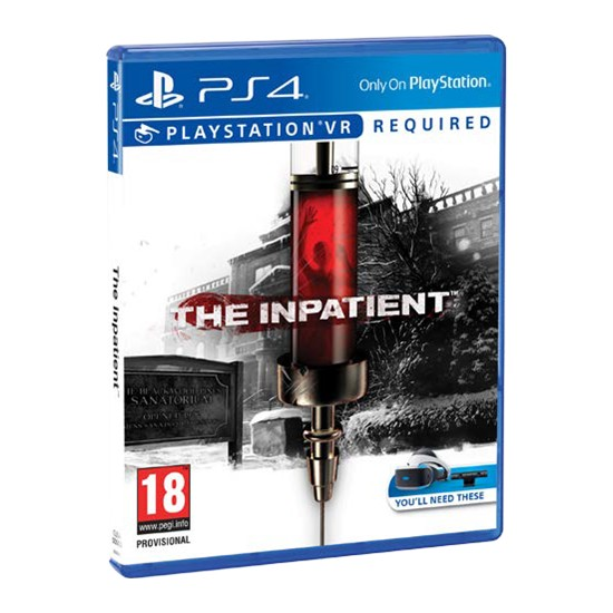 The Inpatient VR PS4 Oyun