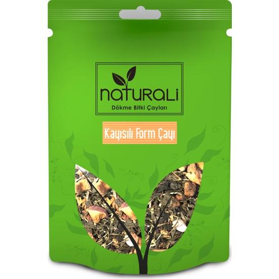 Naturali Kayısılı Form Çayı 100 gr