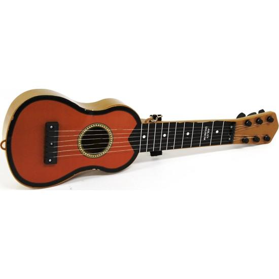 Aslan Oyuncak İspanyol Gitar Orta Boy Kahverengi