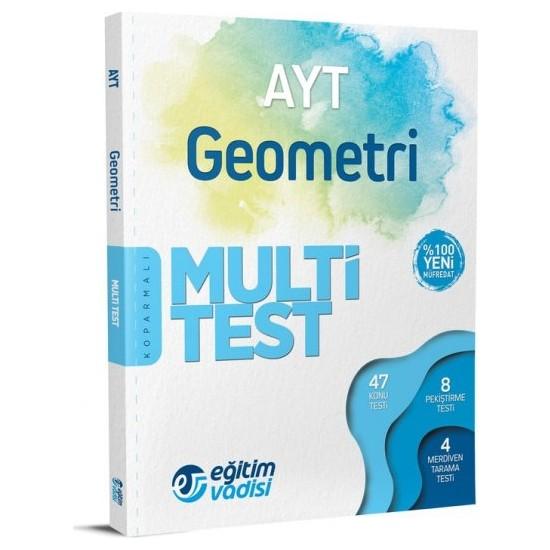 Eğitim Vadisi Ayt Geometri Multi Test 2019 Yeni Müfredat