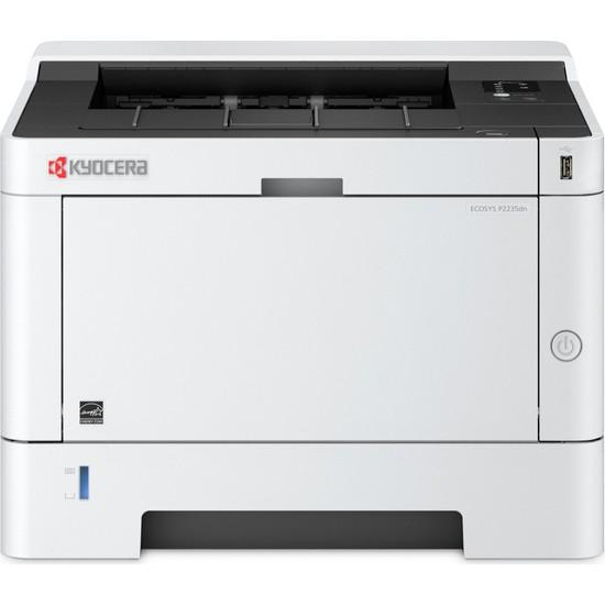 Kyocera ECOSYS P2235DN Siyah Beyaz Network Lazer Yazıcı