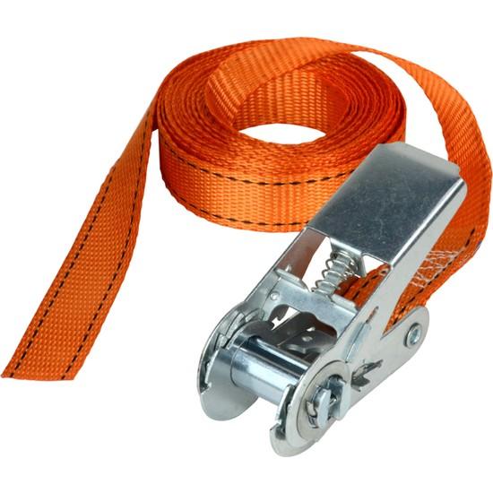 Master Lock Fastlink Gerdirme Kayışı Cırcırlı Spanzet 5 Mt