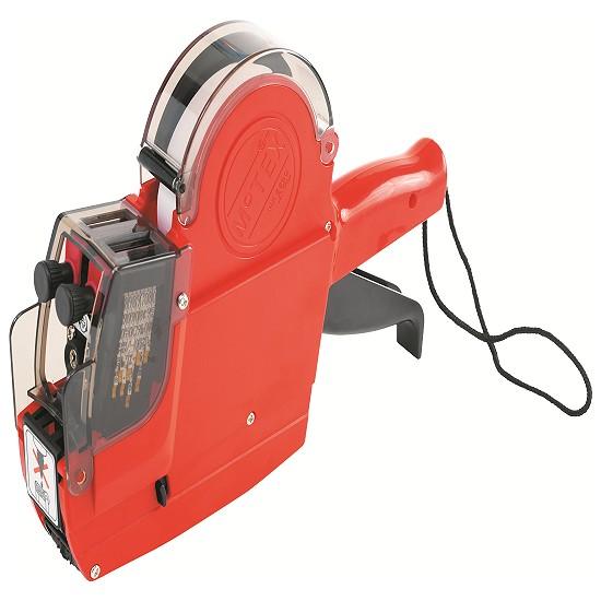 Motex Etiket Makinesi 10 Hane Çiftli Mx-6600-Lplus