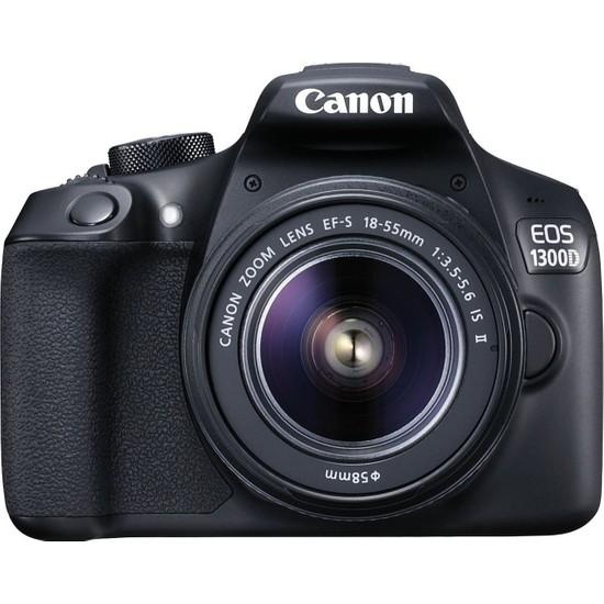 Canon 1300D 18-55 IS II DSLR Fotoğraf Makinesi