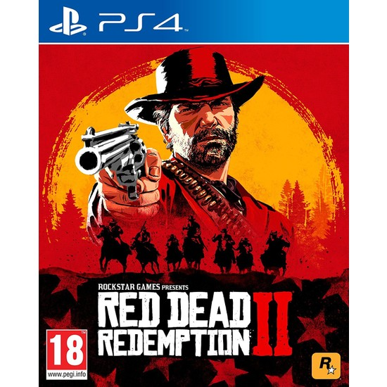 Red Dead Redemption 2 PS4 Oyun