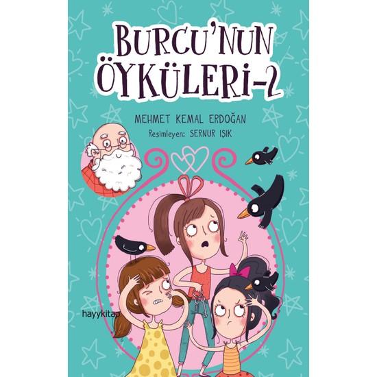 Burcu'nun Öyküleri 2 - Mehmet Kemal Erdoğan