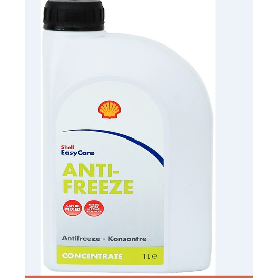 Shell Antifreeze Concentrate 1 Lt