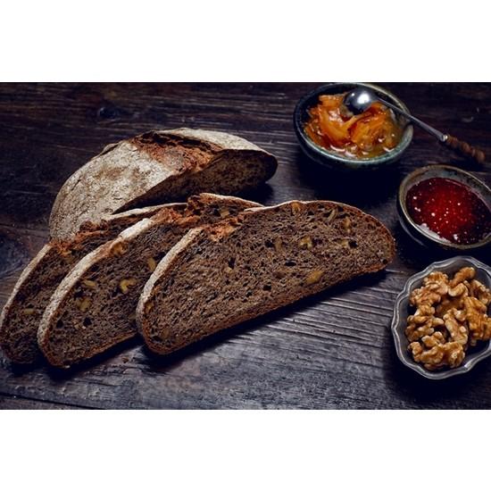 240 Derece Cevizli Tam Buğday Ekmeği 700 gr