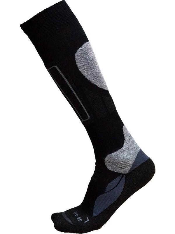 Thermodry ProSki Termal Çorap Soğuk İklim ve Kayak Uzun Konç 1012