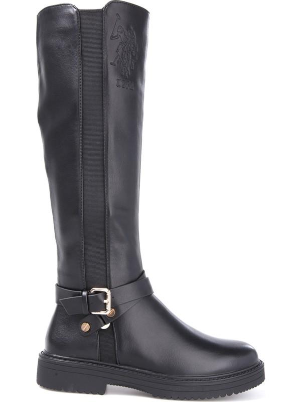 U.S. Polo Çizme Kadın Çizme Eldo