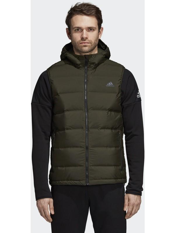 Adidas Erkek Günlük Kaban - Mont Cz2309 Helionic Vest