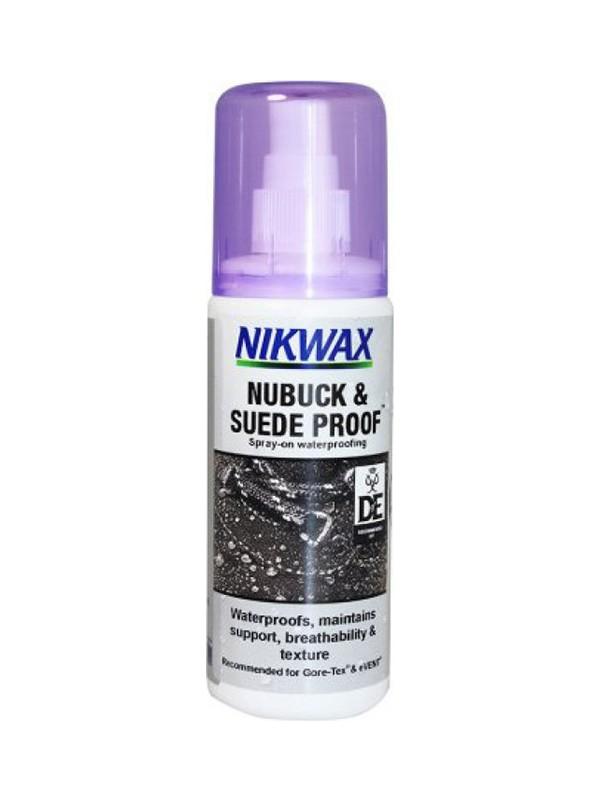 Nikwax Süet - Nubuk 125 ml Su Geçirmezlik Sağlayan Ayakkabı Spreyi