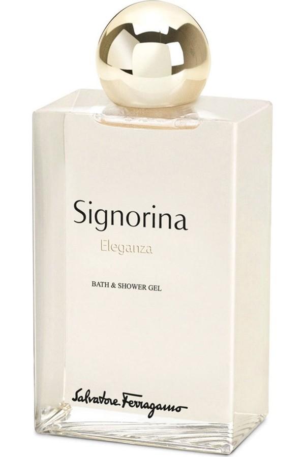 Salvatore Ferragamo Signorina Eleganza Bath and Shower Gel
