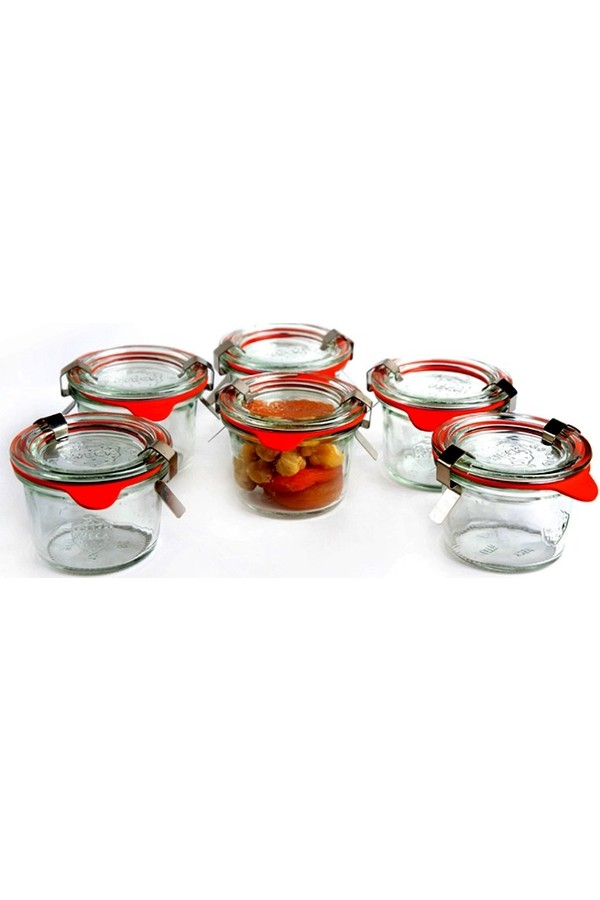 Jarlovein Jar's Set 6 Pieces 080