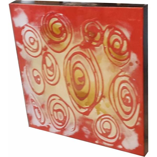 Oyks Kanvas Tablo Yağlı Boya Geometrik Desen 40 X 40 Fiyatları