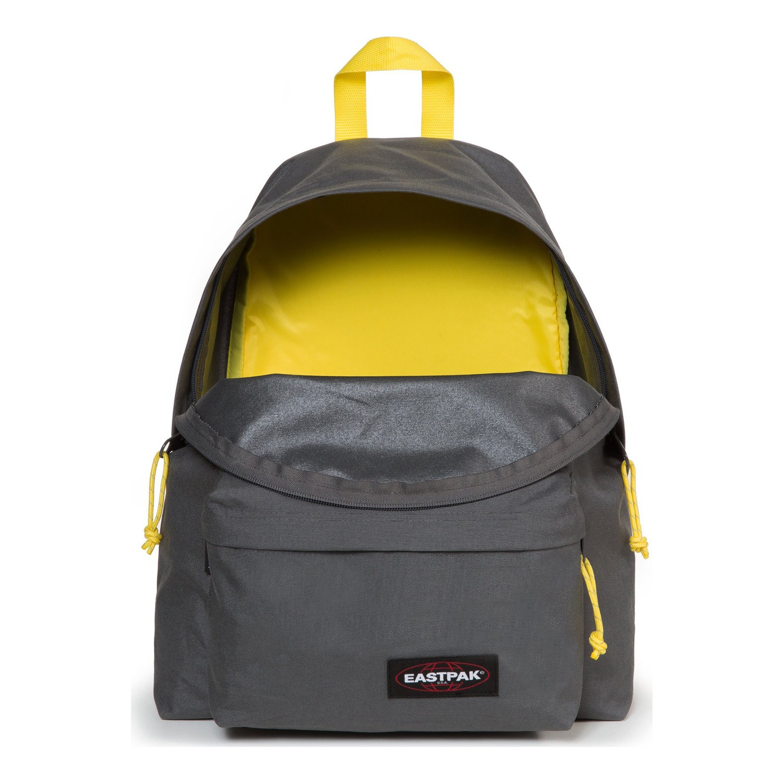 c284c28d30750 Eastpak Padded Pak'R Grey-Yellow Sırt Çantası Ek62053U Fiyatı