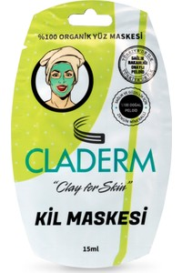 Claderm Clay Mask 15 ml