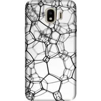 Cekuonline Samsung Galaxy J4 (2018) Desenli Esnek Silikon Telefon Kapak Kılıf - Gen