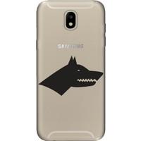 Cekuonline Samsung Galaxy J7 Pro J730 Desenli Esnek Silikon Telefon Kapak Kılıf - IYI Türkiye