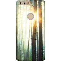 Cekuonline Casper Via F2 Desenli Esnek Silikon Telefon Kapak Kılıf - Gün Işığı