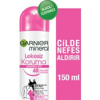 Garnier Mineral Lekesiz Koruma Sprey Deodorant
