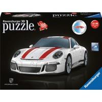 Ravensburger 3 Boyutlu 108 Parçalı Plastik Puzzle Porshe-125289