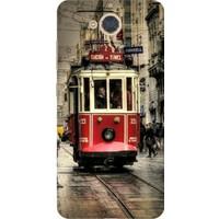 Cekuonline Casper Via A1 Desenli Esnek Silikon Telefon Kapak Kılıf - İstiklal Taksim