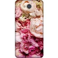 Cekuonline Casper Via A1 Desenli Esnek Silikon Telefon Kapak Kılıf - Kuru Çiçek
