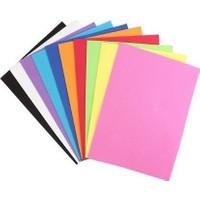 Puti Renkli Fotokopi Kağıdı 100Lü 10 Renk Karışık