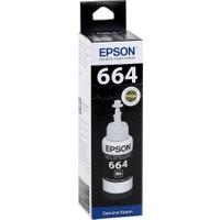 Epson T6641 Siyah Mürekkep L100-200-120-L1300-L110-L300-L455(70ml)