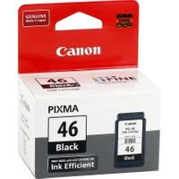 Canon PG-46BK Siyah Kartuş (E404-E464)