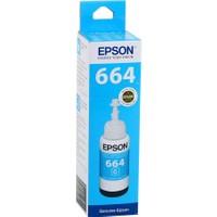 Epson T6642 Mavi Mürekkep L100-200-120-L1300-L110-L300-L455 (70ml)